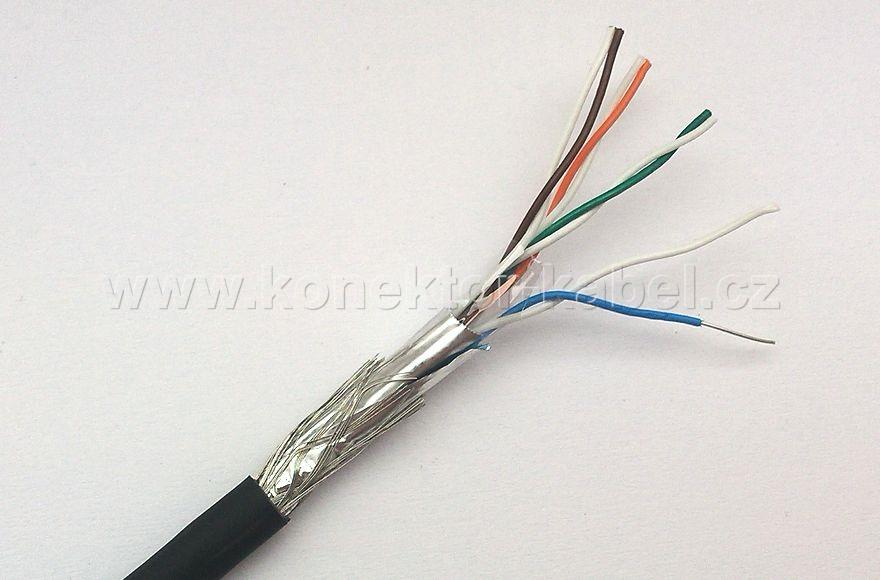 TEL 301 6029/004 - small diamater data cable Eric.