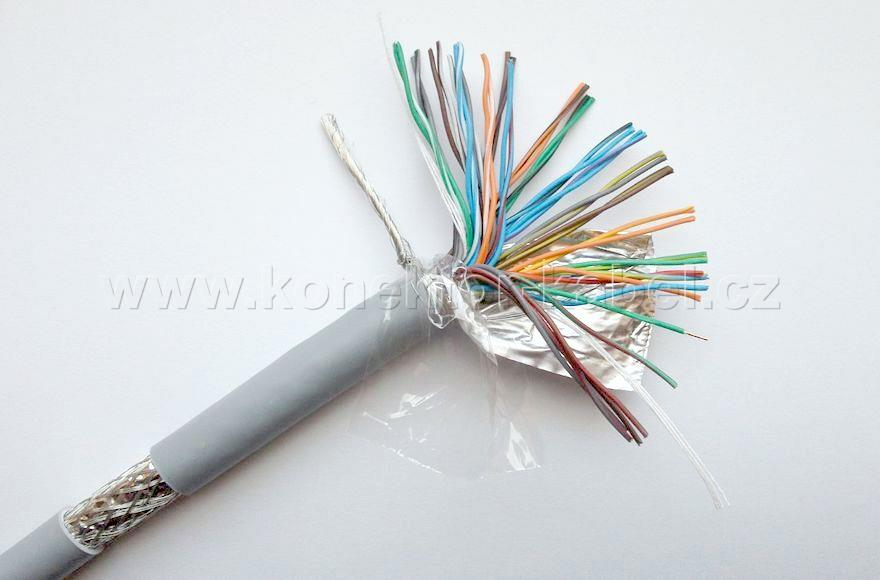TEL 301 6035/021 - paired cable Ericsson