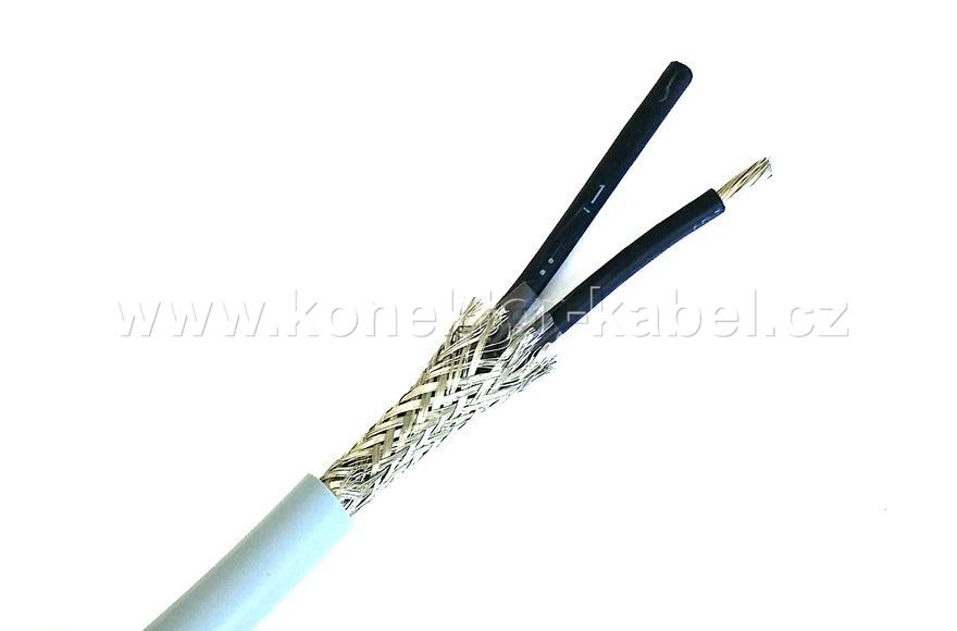 Power cable, FG10OH2M1, 2 x 6 mm2, HAR&CA